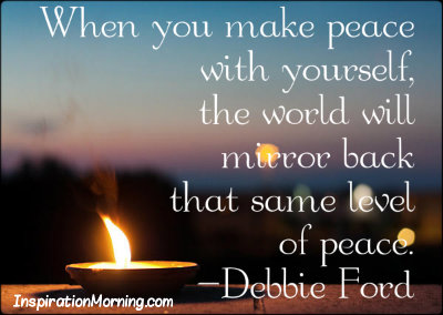 Peace Debbie ford