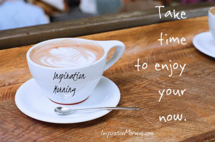 Morning Inspiration February 6, 2015