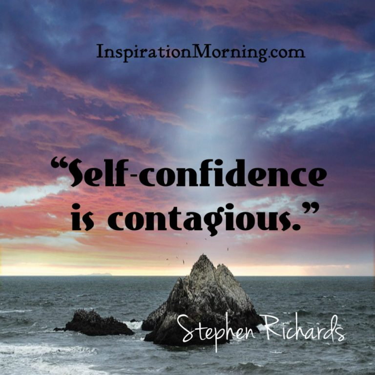 Morning Inspiration February 16, 2017