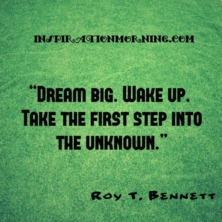 Morning Inspiration February 8, 2017