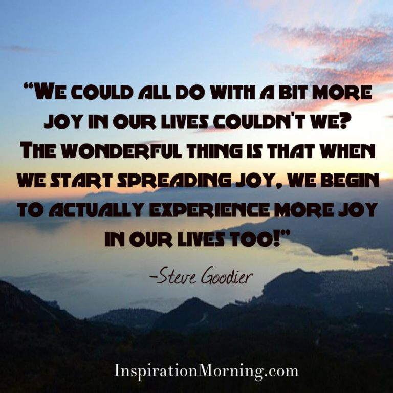 Morning Inspiration March 15, 2017