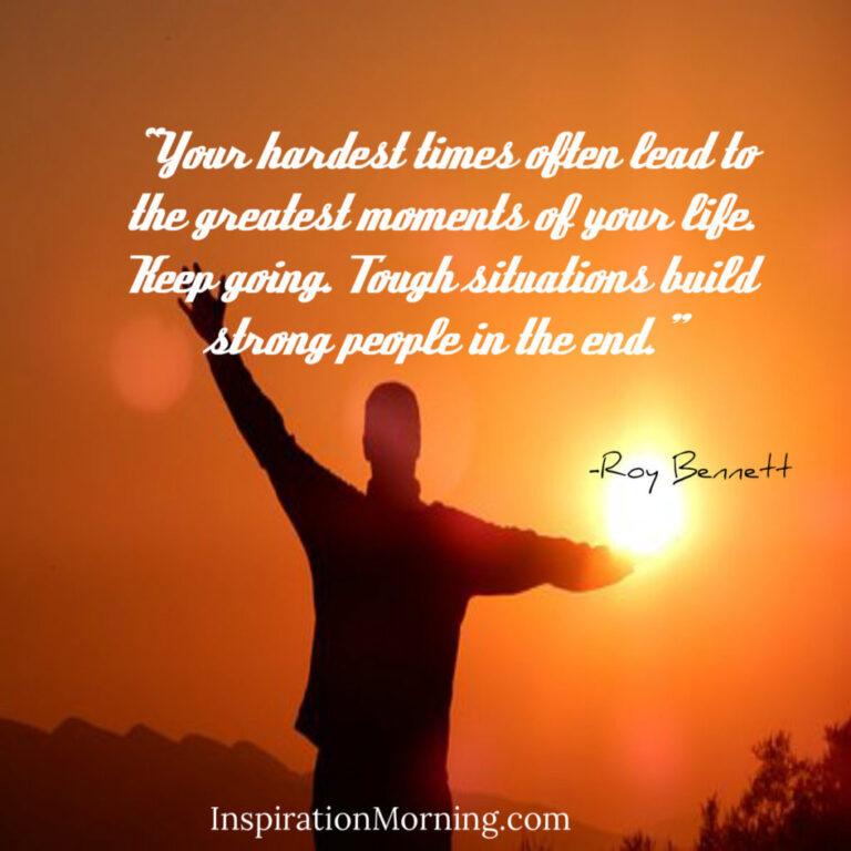 Morning Inspiration June 1, 2017