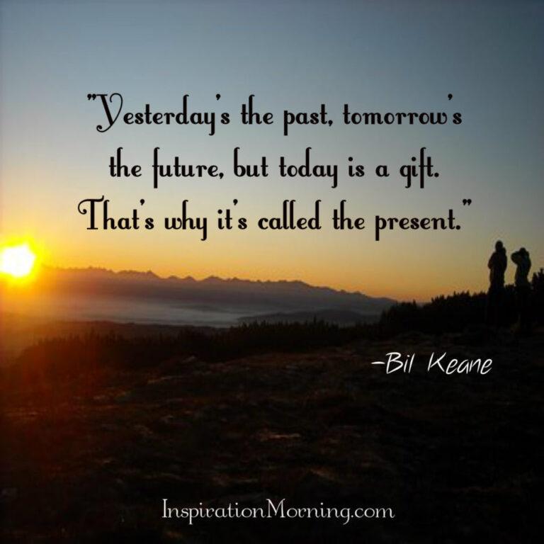 Morning Inspiration July 22, 2017