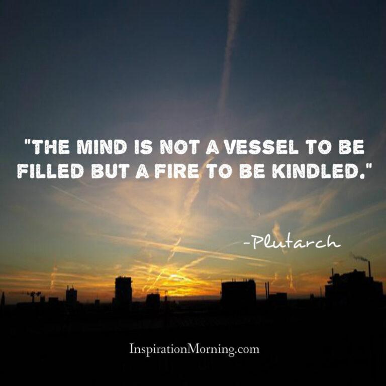 Morning Inspiration August 15, 2017