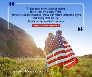 Morning Inspiration July 4, 2018