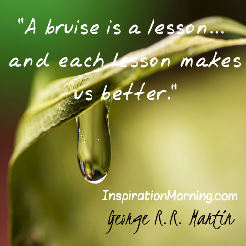 Morning Inspiration April 26, 2016