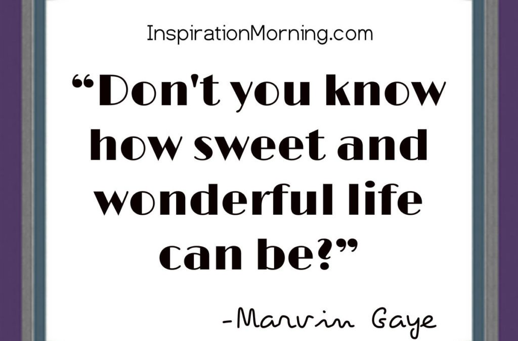 Morning Inspiration February 24, 2017