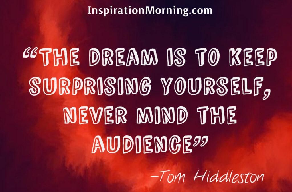 Morning Inspiration February 28, 2017