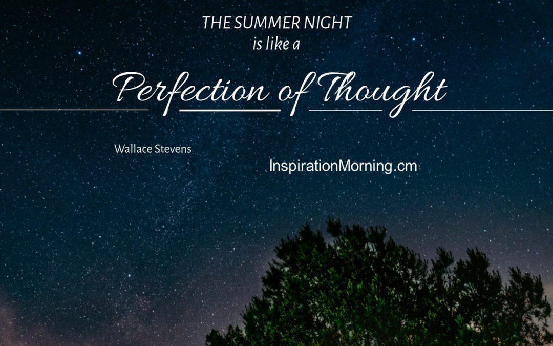 Morning Inspiration July 28, 2018